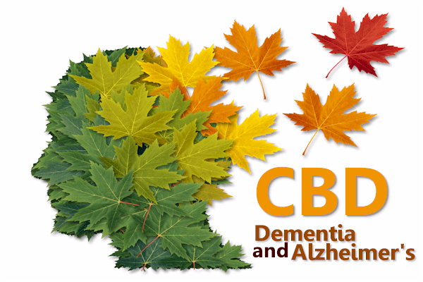 How does CBD work for dementia and alzheimer's