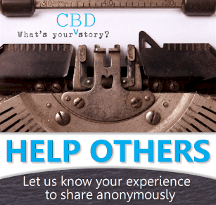 Tell us your CBD reviews and testimonials