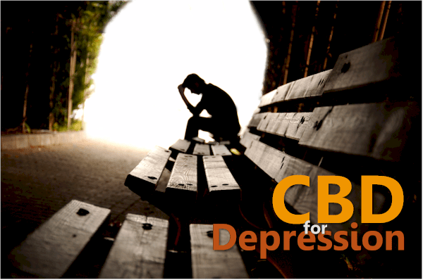 how does CBD work for depression