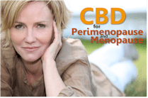 research on how CBD works with perimenopause and menopause